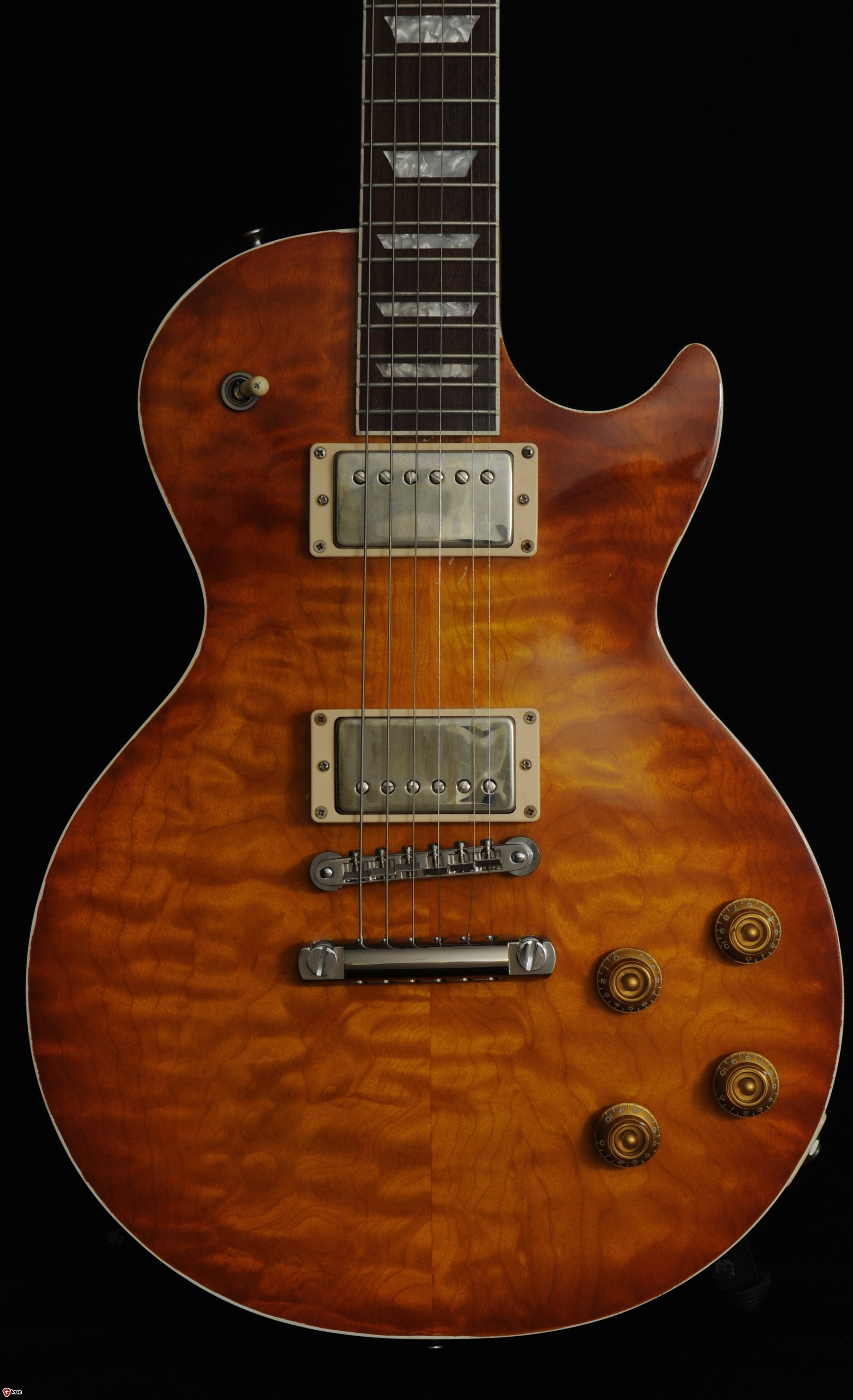 Caretaker Les Paul replica
