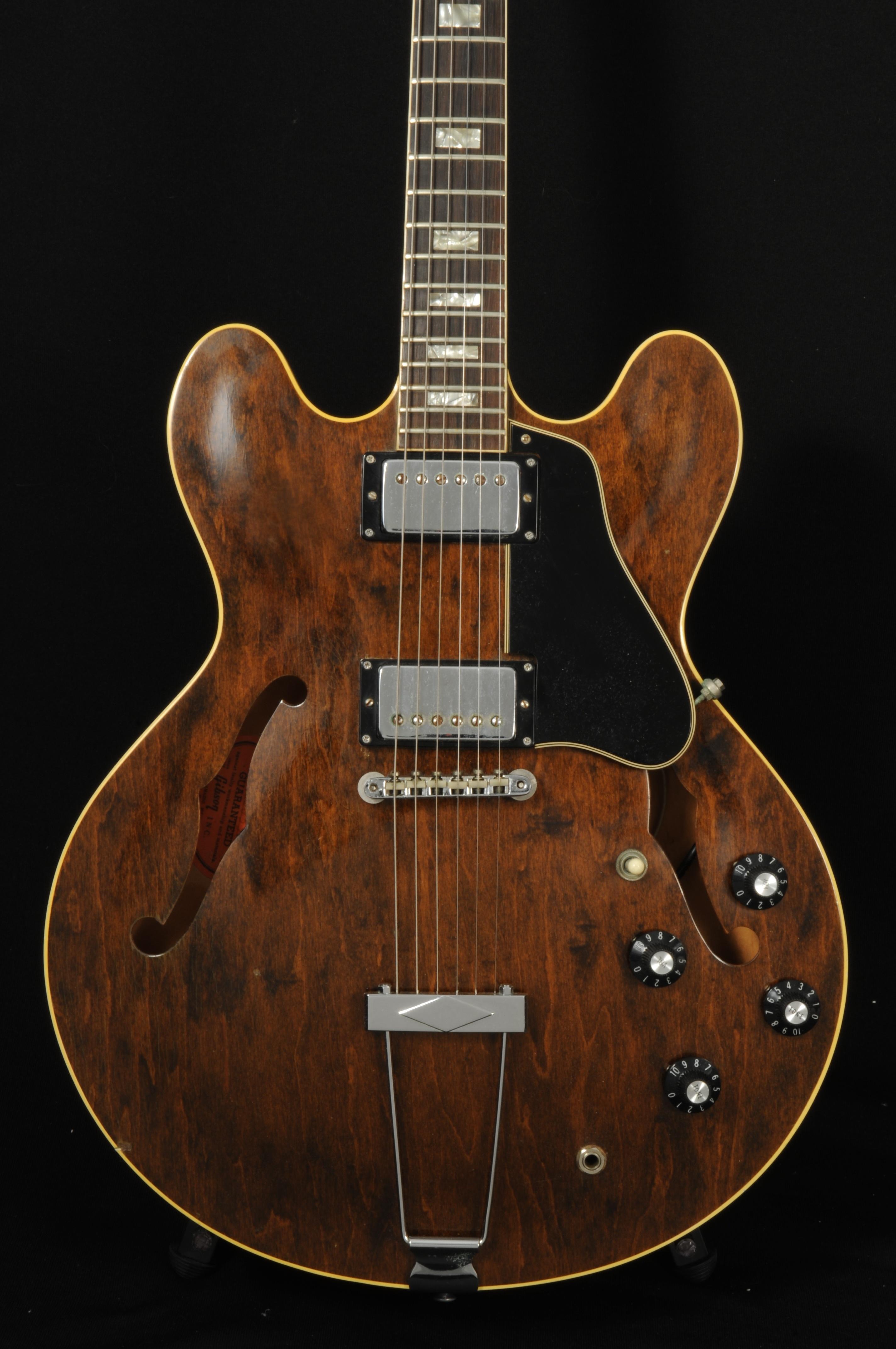 1969 Gibson ES-335 TD  VG+/Exc-