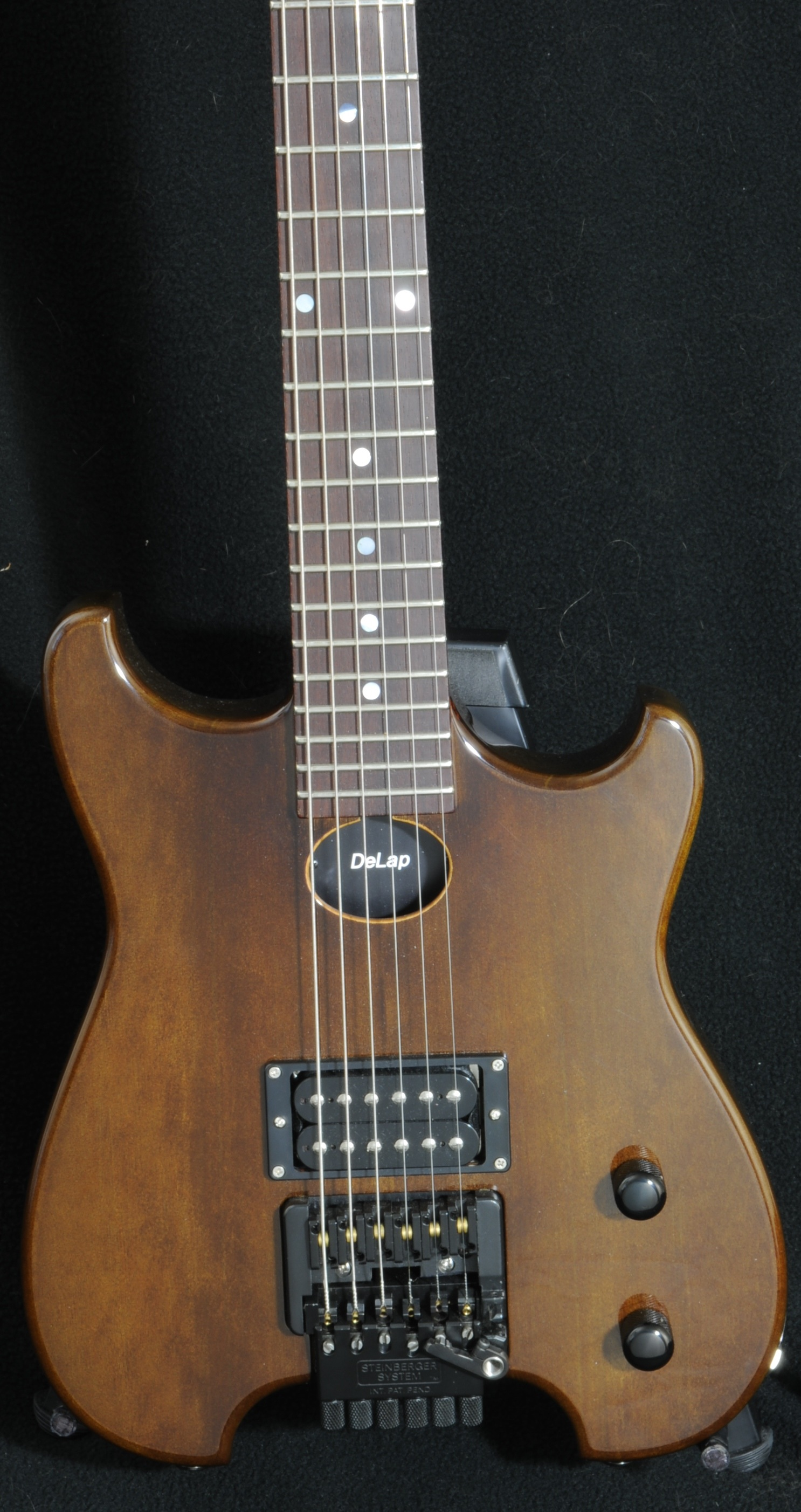 2015 Delap Guitar – Custom Ordered