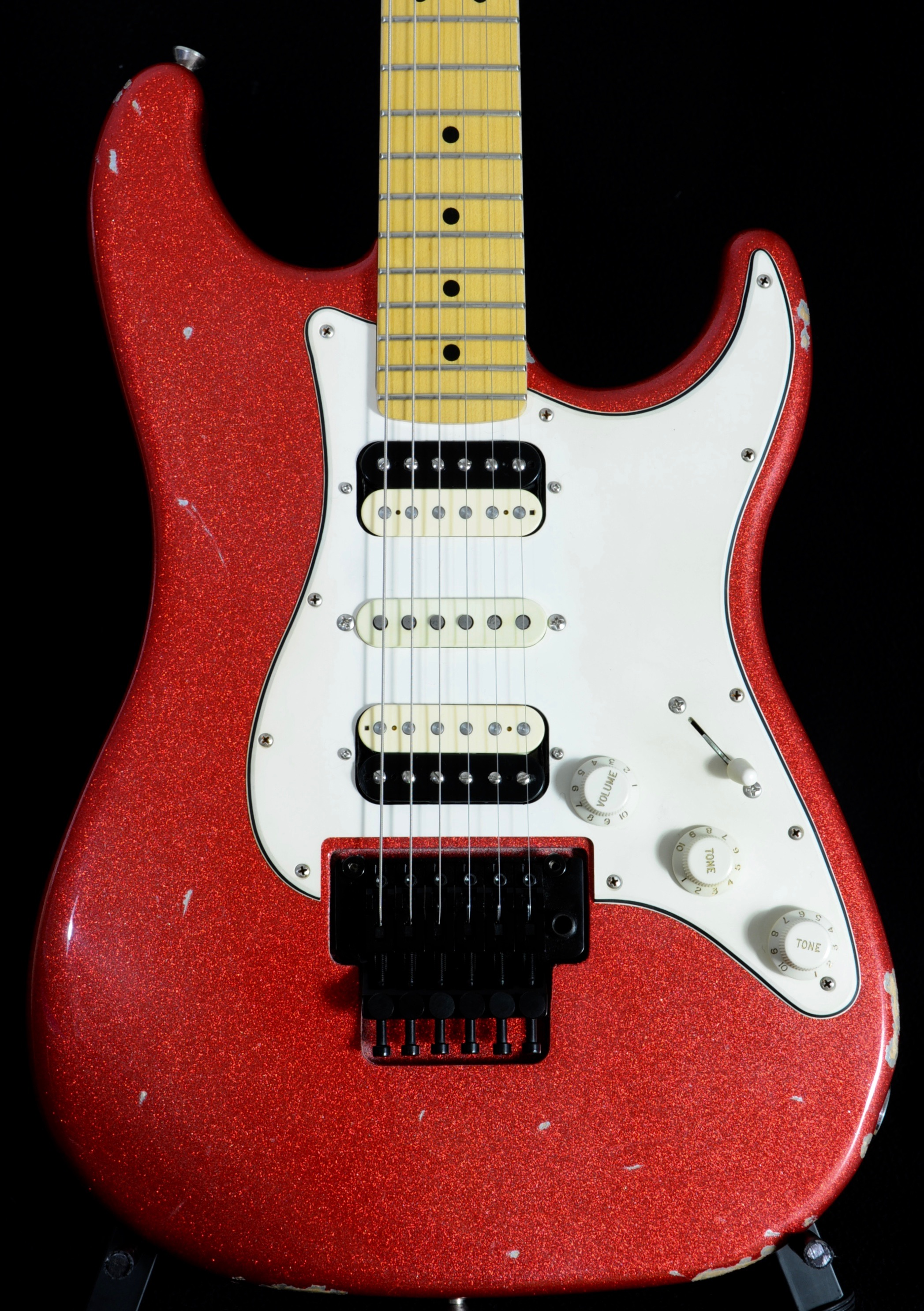 "2016 LSL ""Superstrat"" – PrimeGuitars Design!"