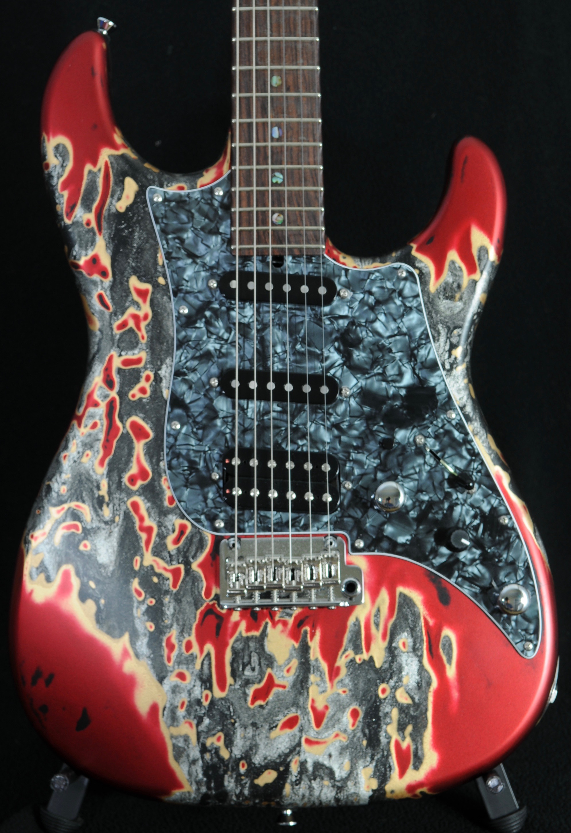 2015 James Tyler Studio Elite SE – Burning Water