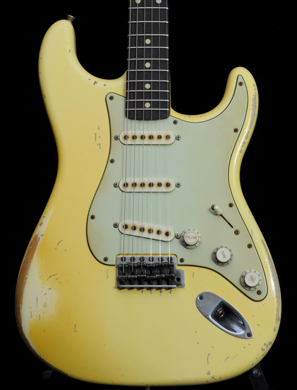 2015 Fender Masterbuild CRUZ 1960 S Relic