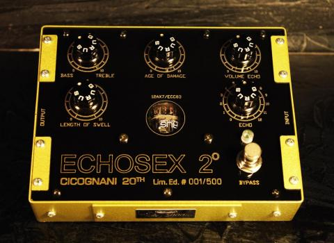 Gurus Echosex 2 – LIMITED ED :  Brand New / Authortized Dealer