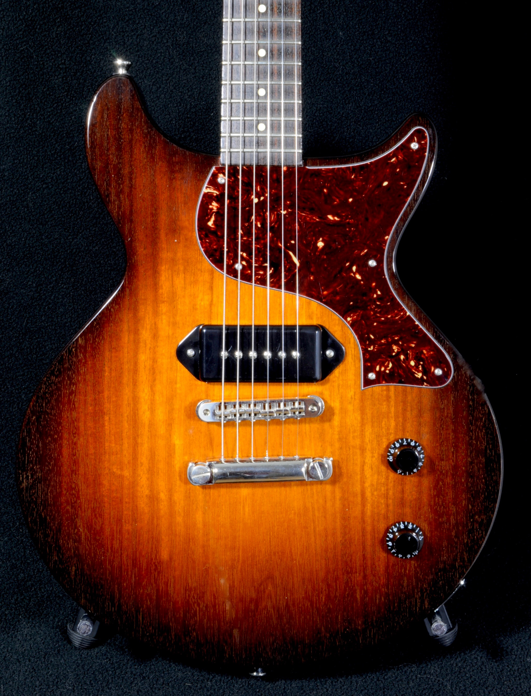 Collings 290 S w Bare Knuckle P90