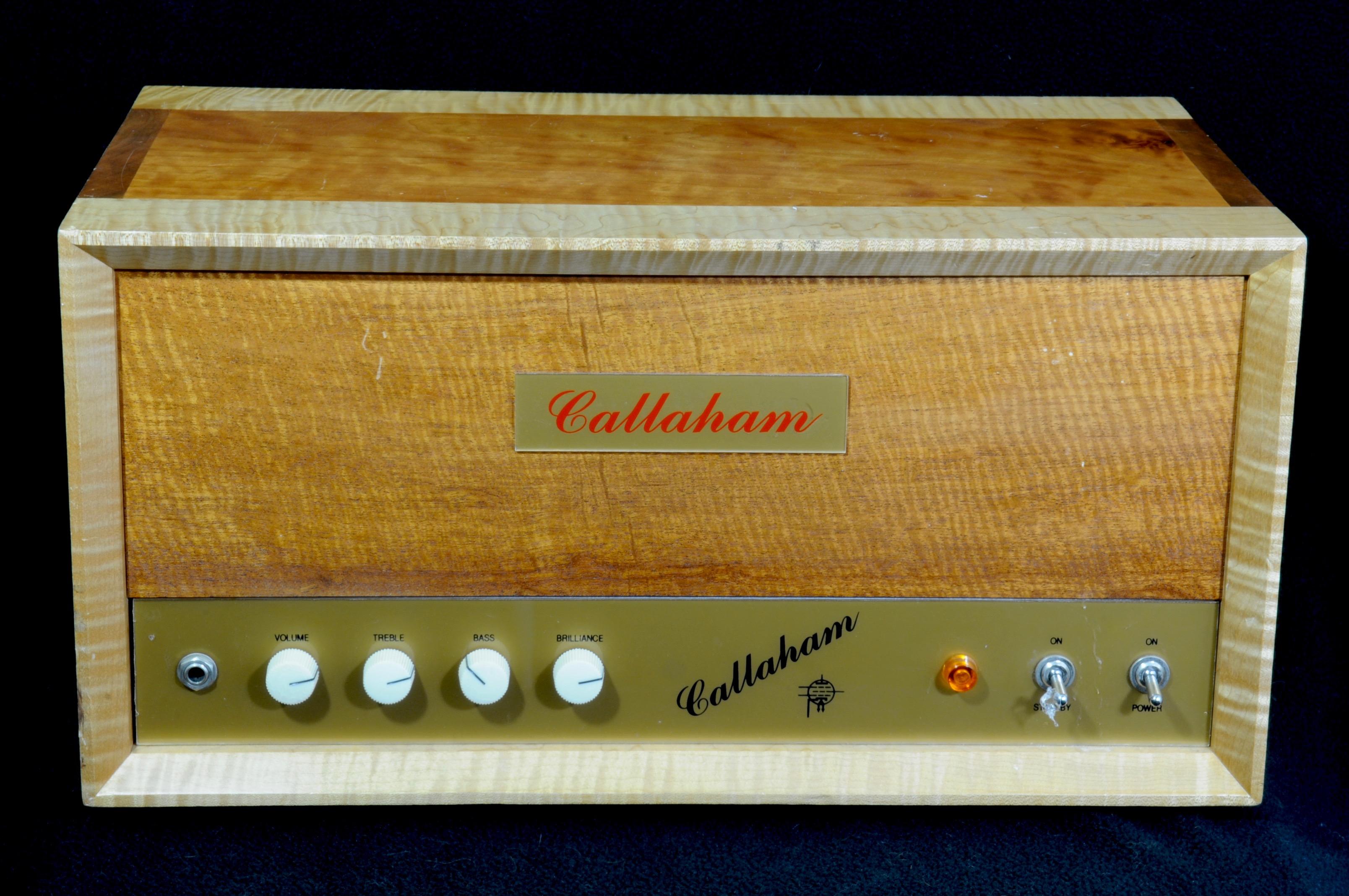 Callaham ROCKET – Flame Cab