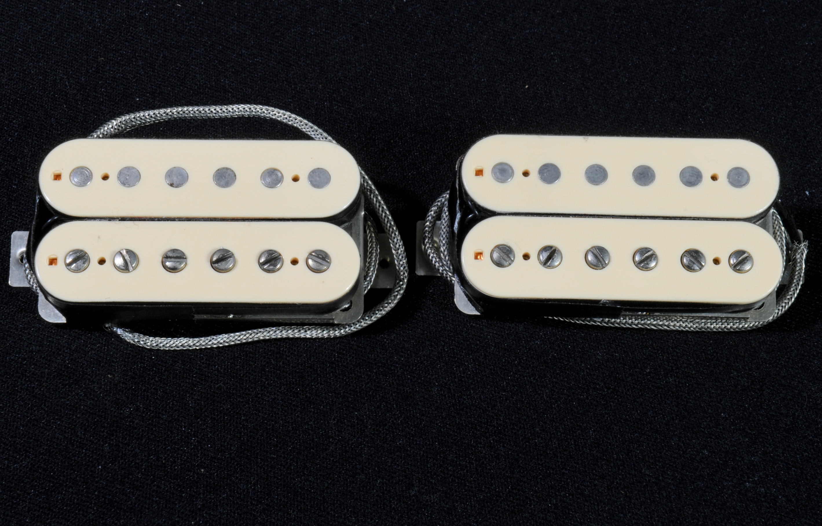 Tim White TIMBUCKERS – Double White PAIR