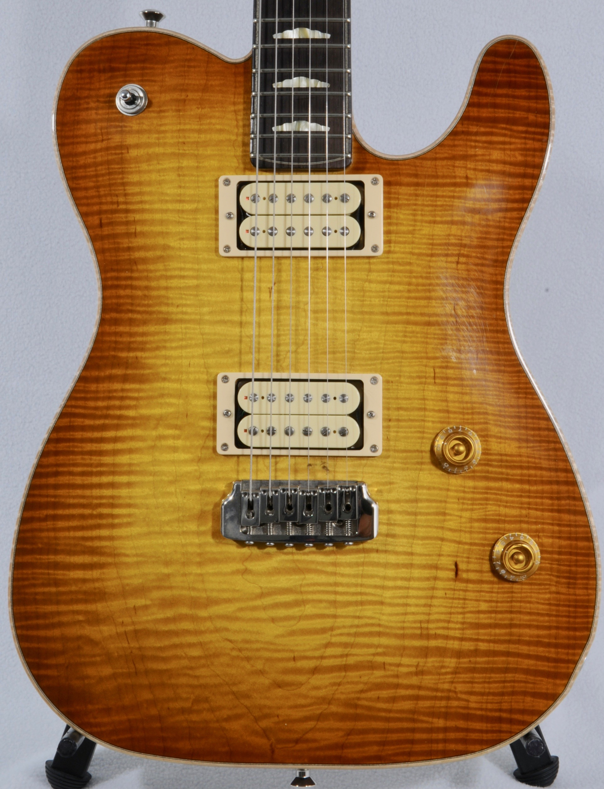 2012 Thorn Deluxe Carve Top