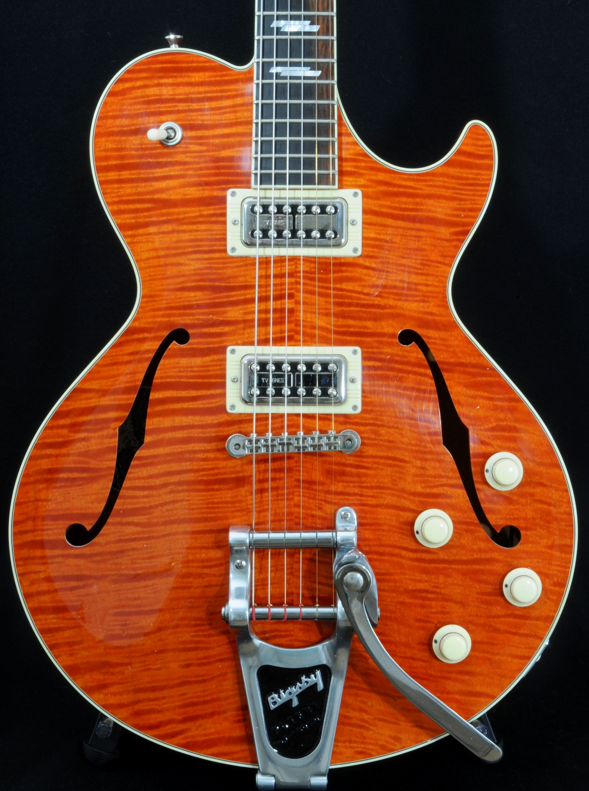 Collings Soco Deluxe w TV JONES & Bigsby