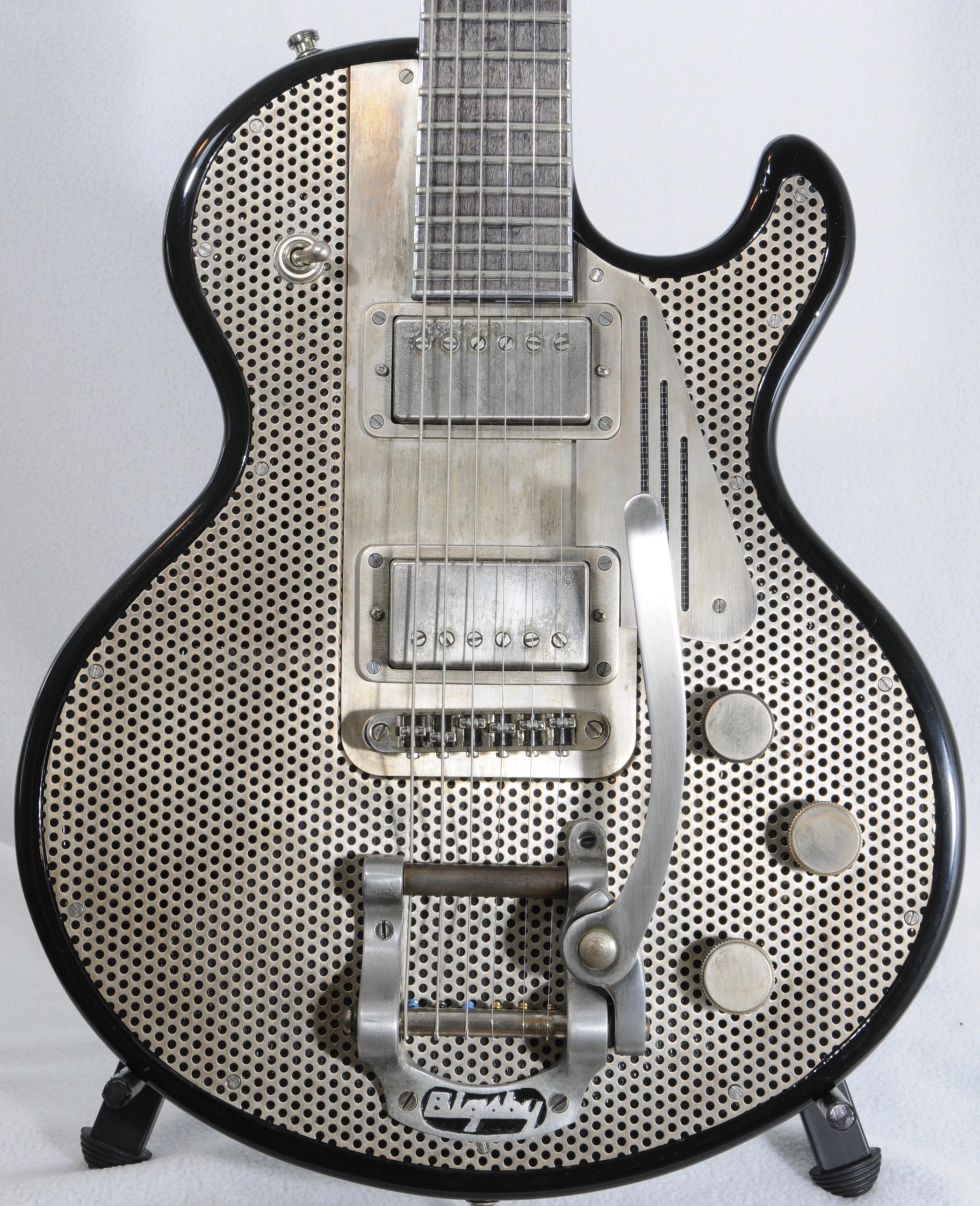 James Trussart Custom Steel Top El Vikingo 004