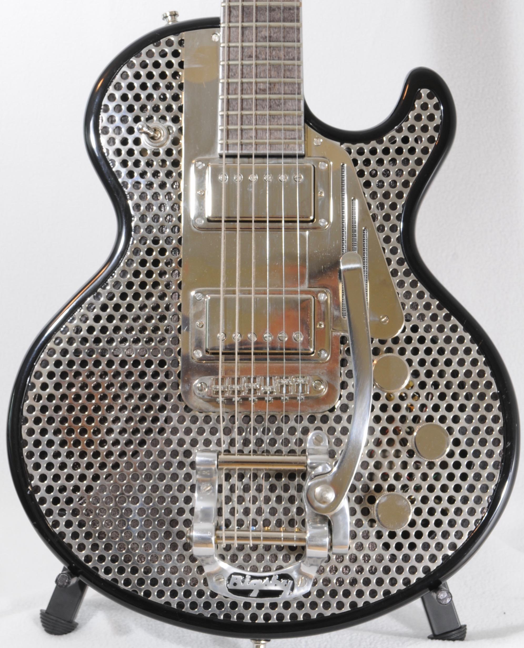 James Trussart Custom Steel Top – CHROME