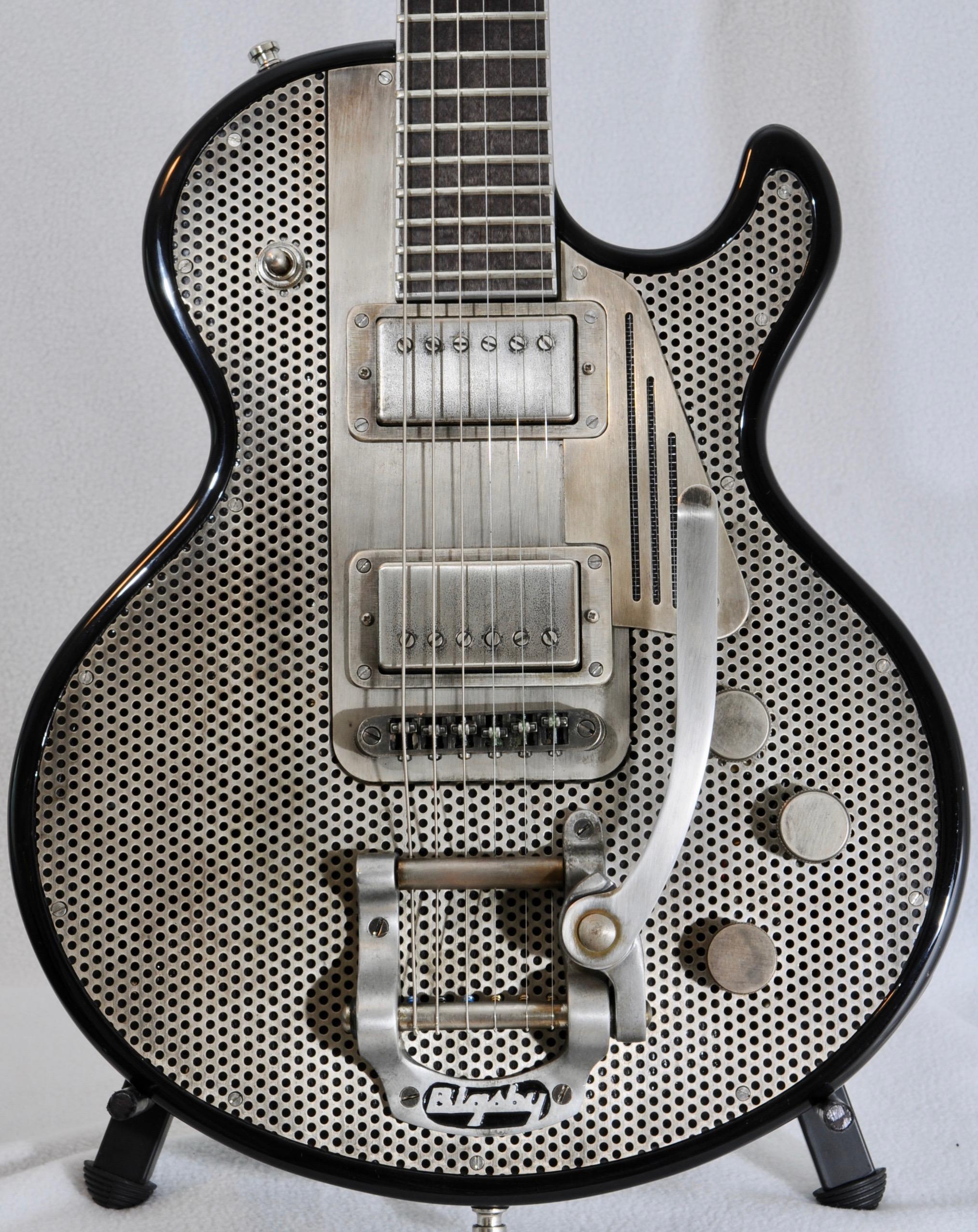 James Trussart Custom Steel Top – El Vikingo 003