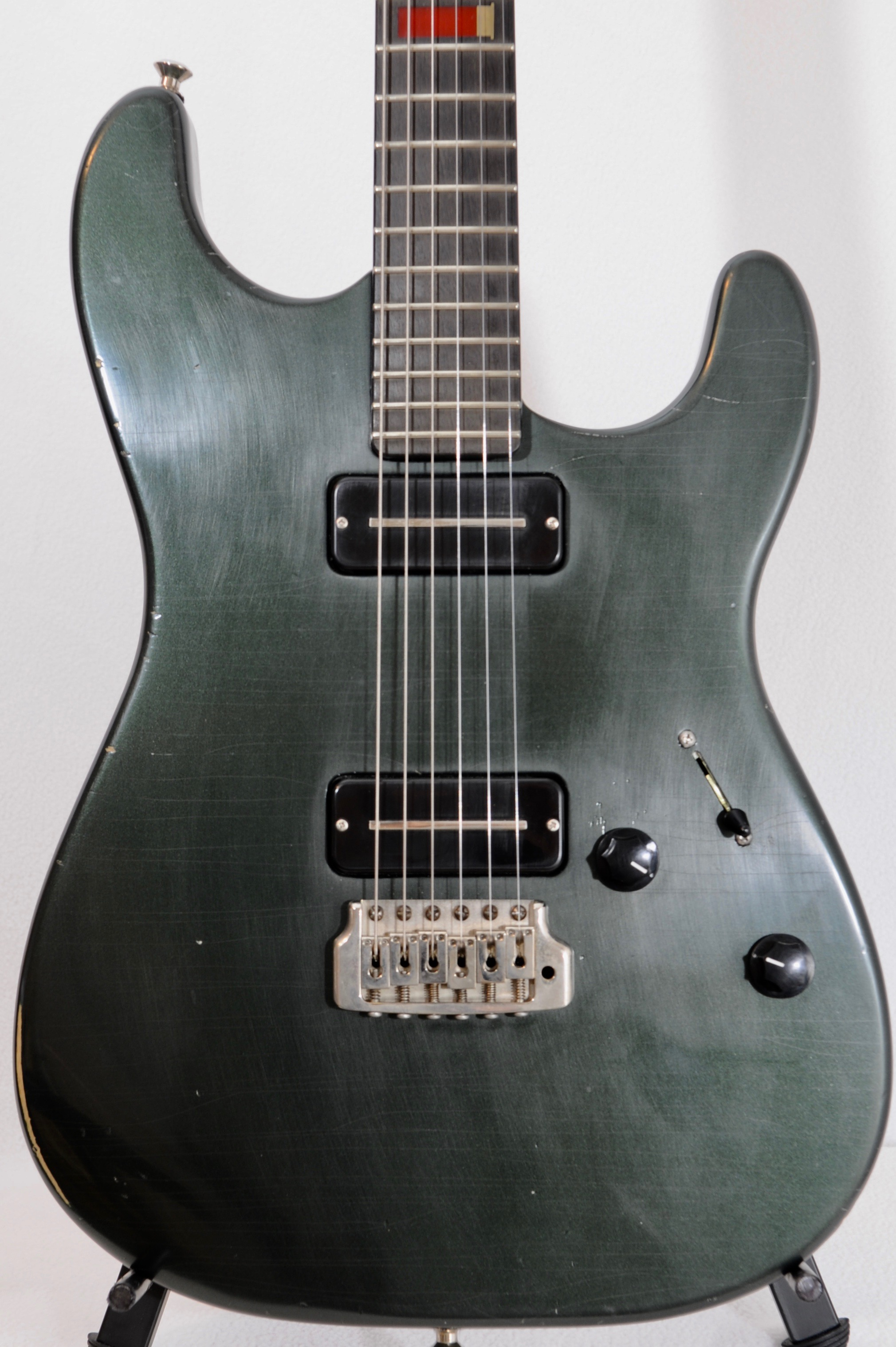 "2016 Thorn ""Bullitt"" Ltd Edition – Korina w PROTO Pickups"