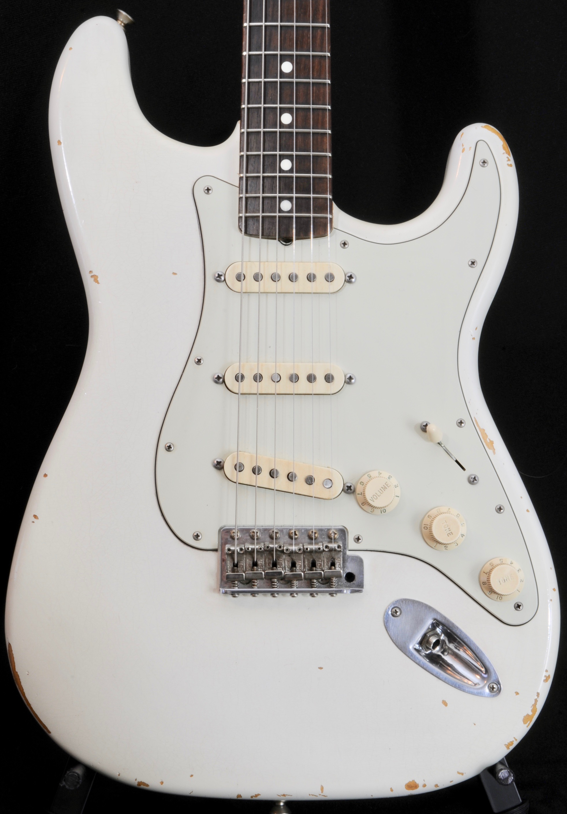 Chad Underwood Strat w RON ELLIS PICKUPS