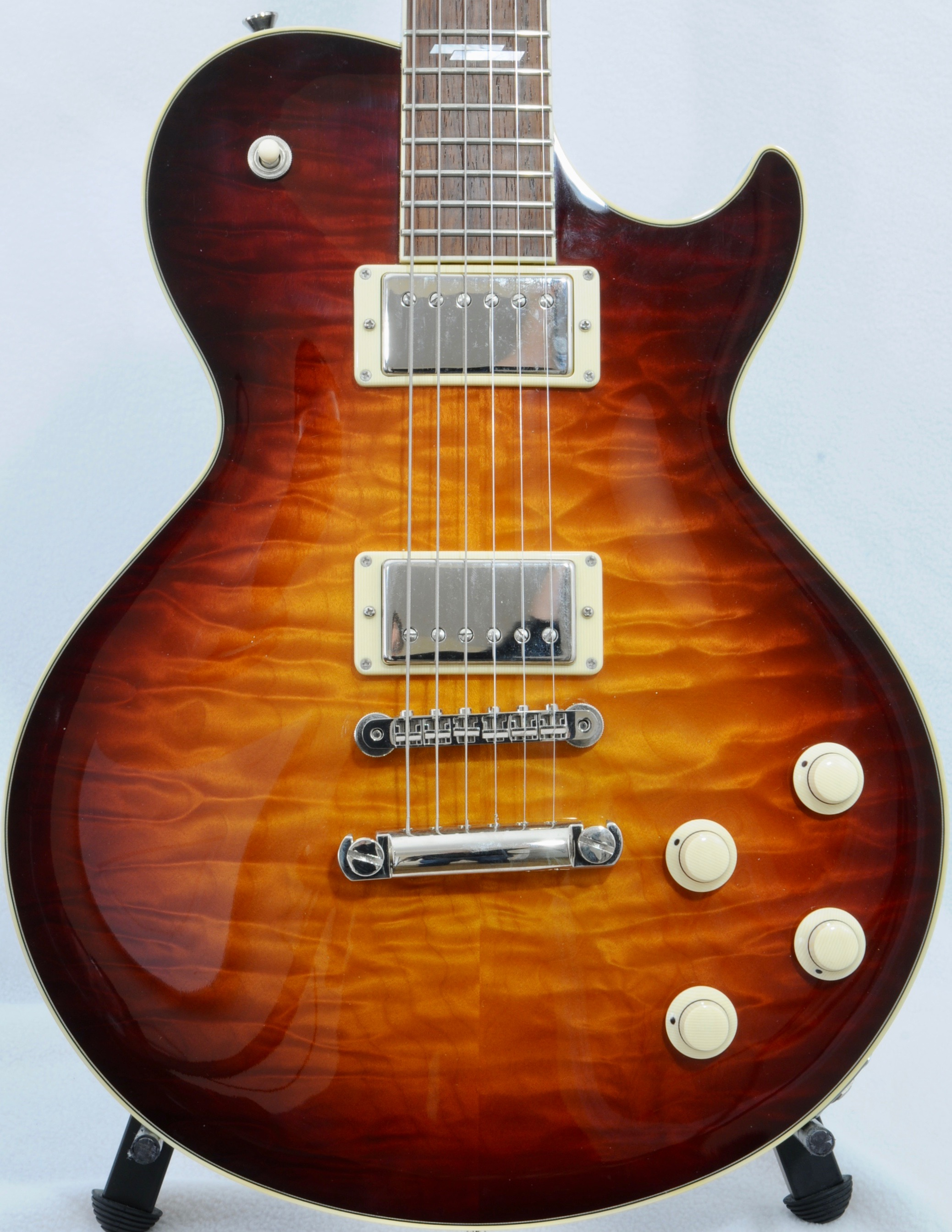 Collings CL Deluxe – Monster Quilt