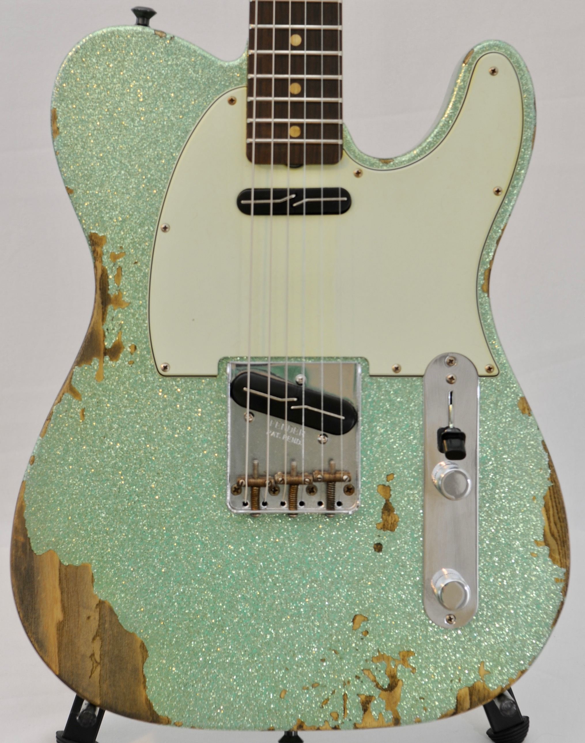2017 Fender Custom Shop NAMM  '63 Heavy Relic T