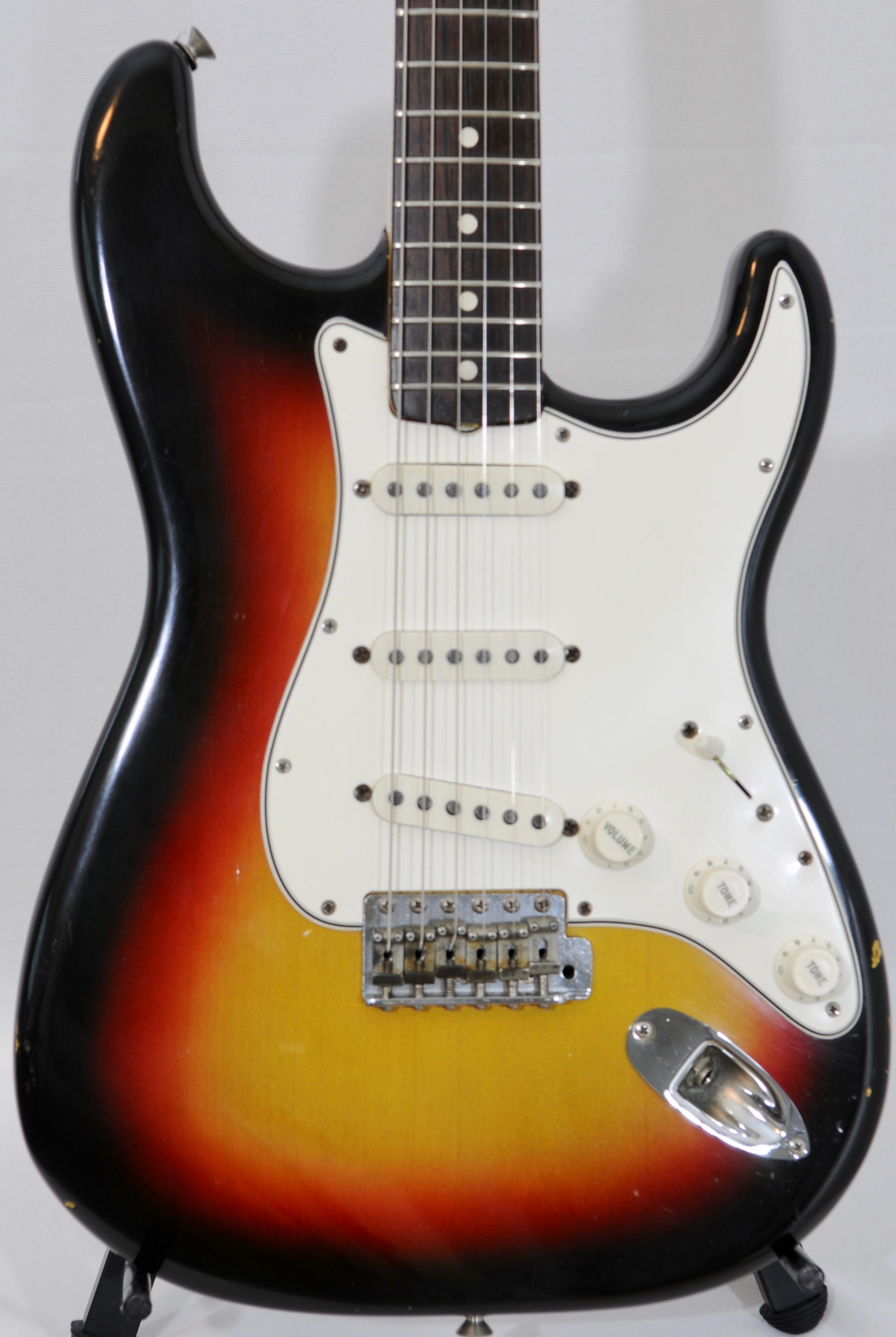 1964/65 Fender Stratocaster – Stupid Clean