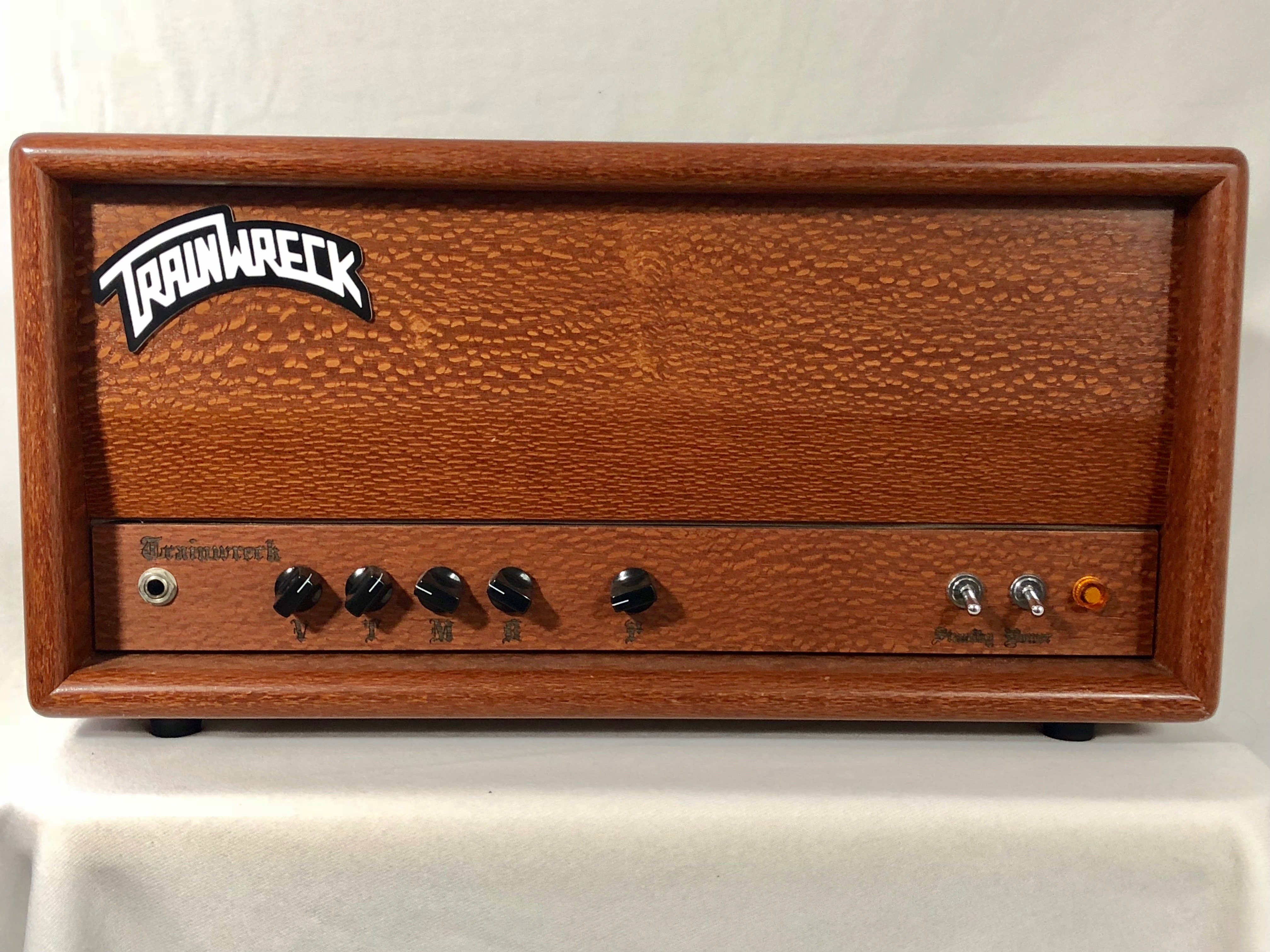 Trainwreck Liverpool 18w – NOS Tubes & Upgrade Cab