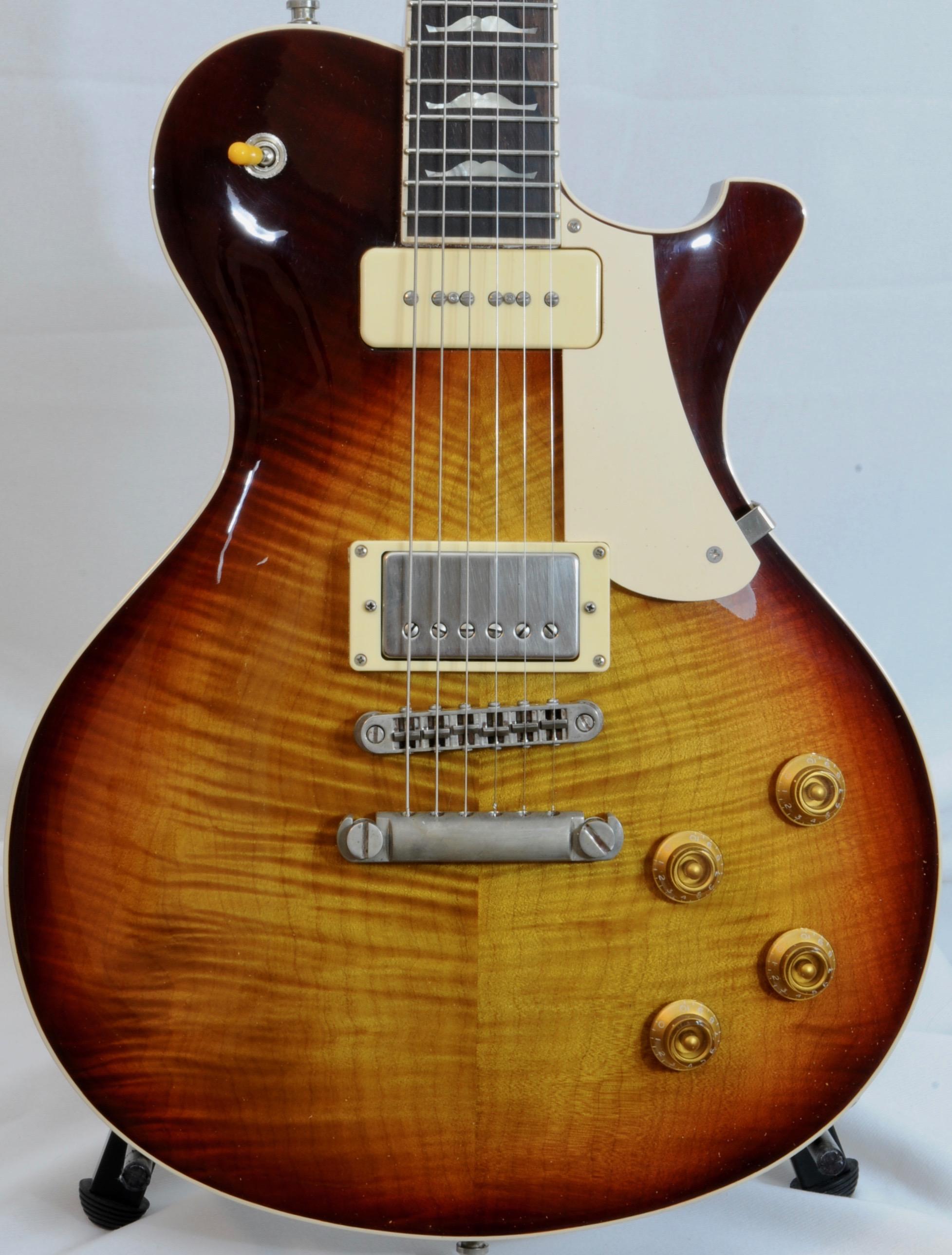 2018 Leo Guitars : Standard '59 – Brand New – Auth Dlr