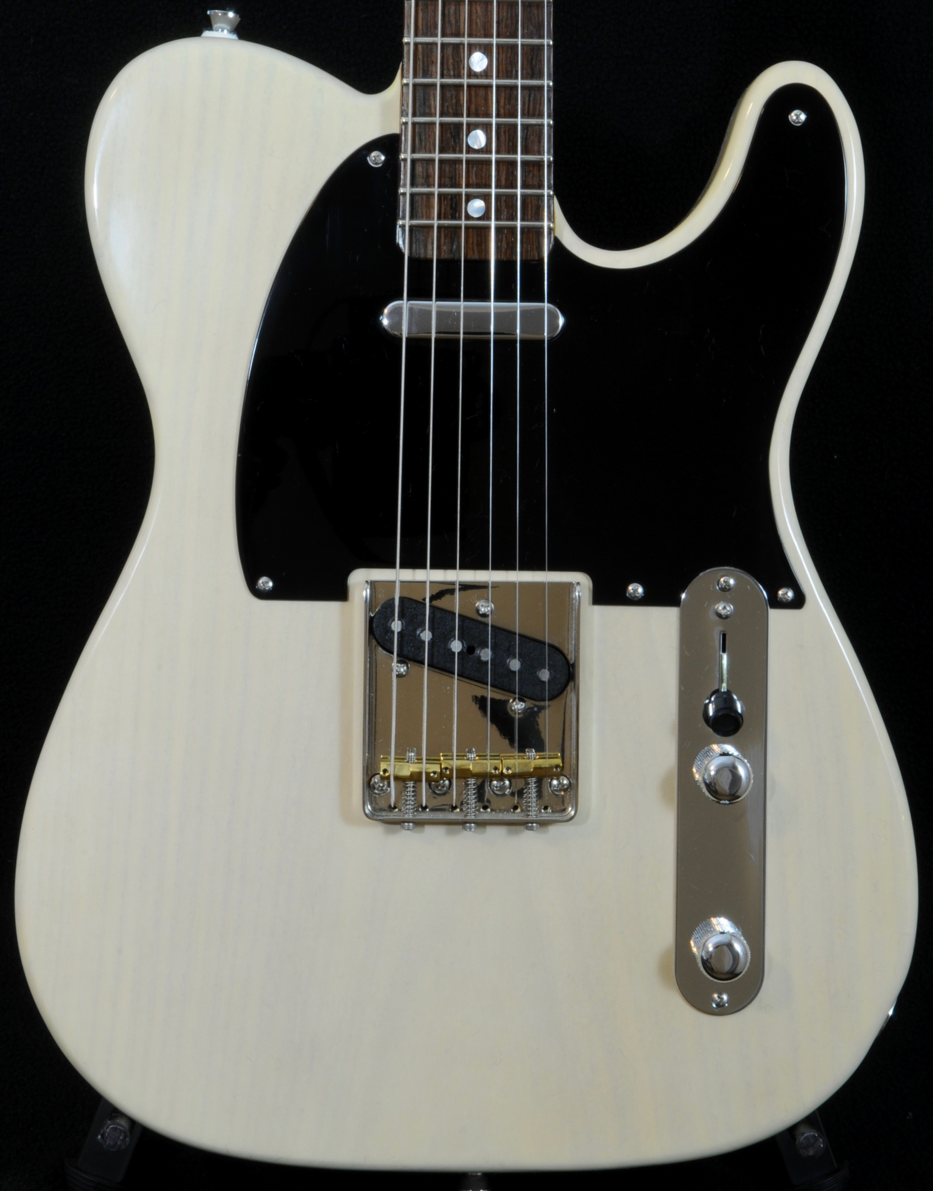 2018 Wysocki Tele :  Just 5lb-9oz  – ANCIENT Woods!