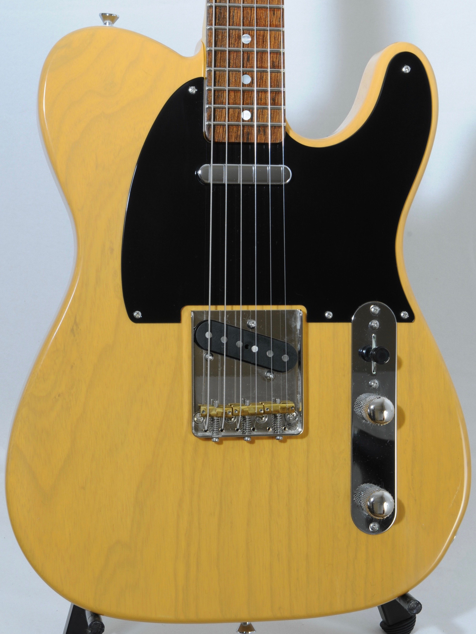 2018 Wysocki Tele – Brand New – WOW Aged Woods from Special Stash