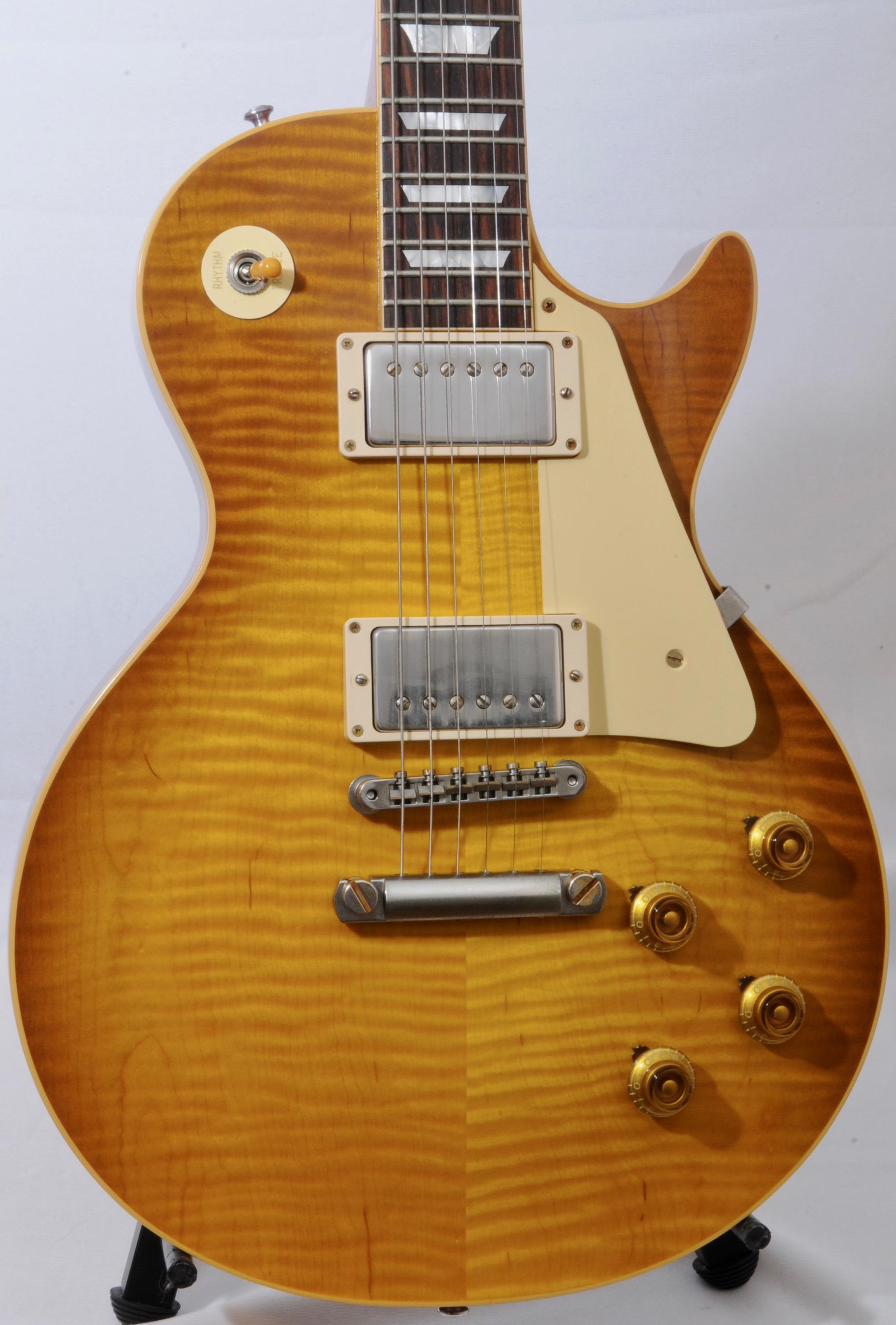 2018 Gibson Custom Shop '59 Les Paul RI VOS