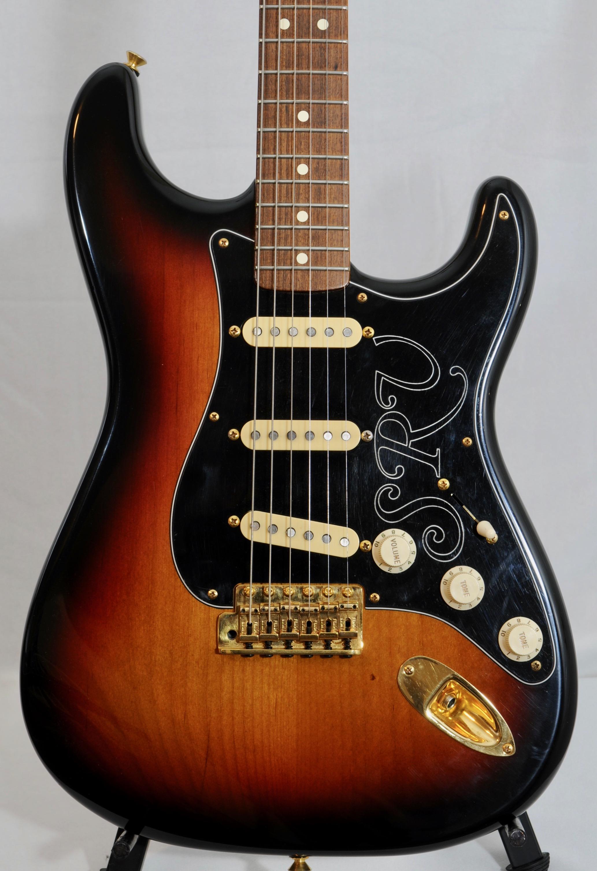 2002 Fender SRV Stratocaster