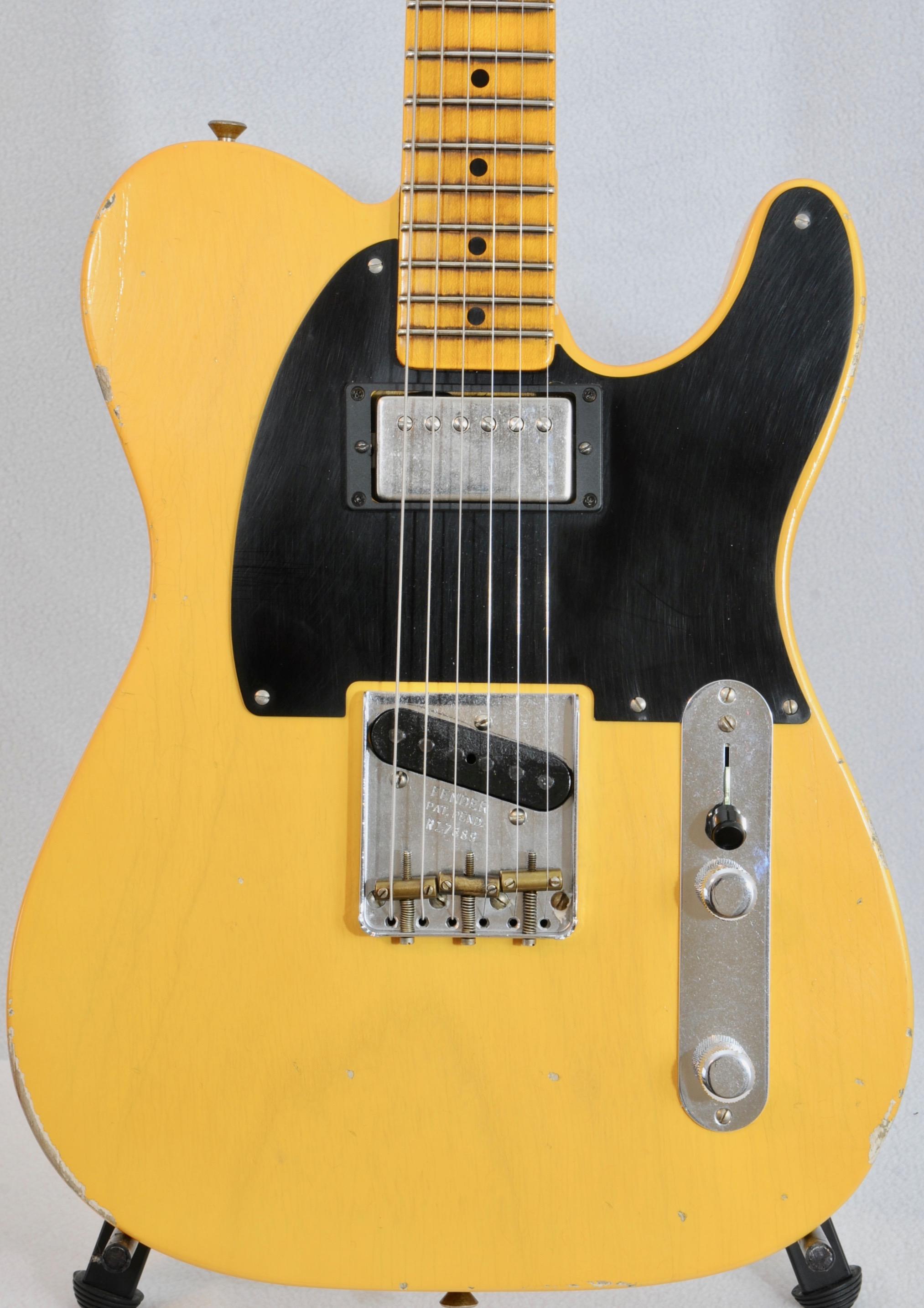 Fender Custom Shop 1951 Ltd Ed HS Relic Tele (mid-2018 Collection)