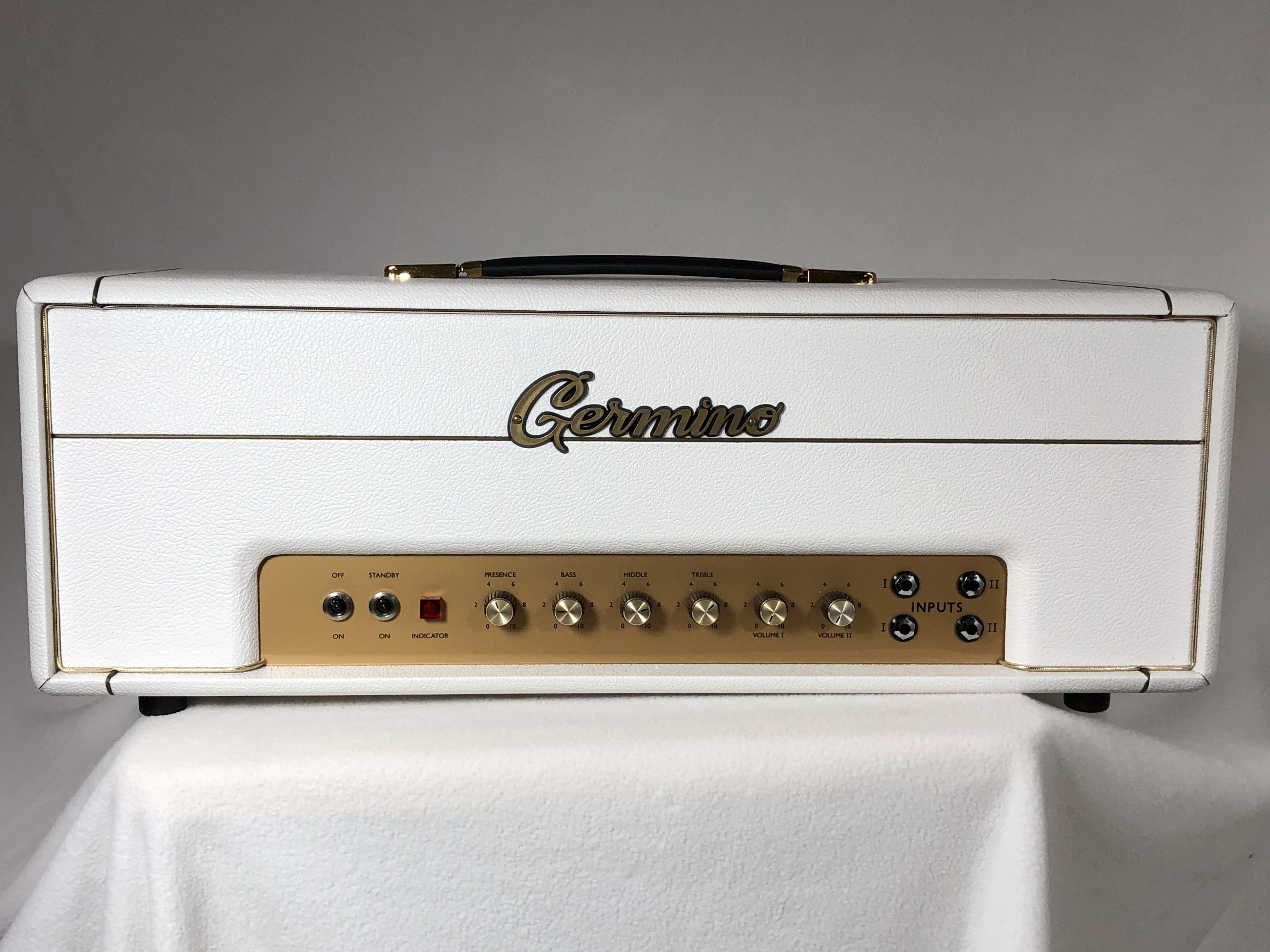 Germino Club 40 w Master Vol & SS/Tube Rectifier Option