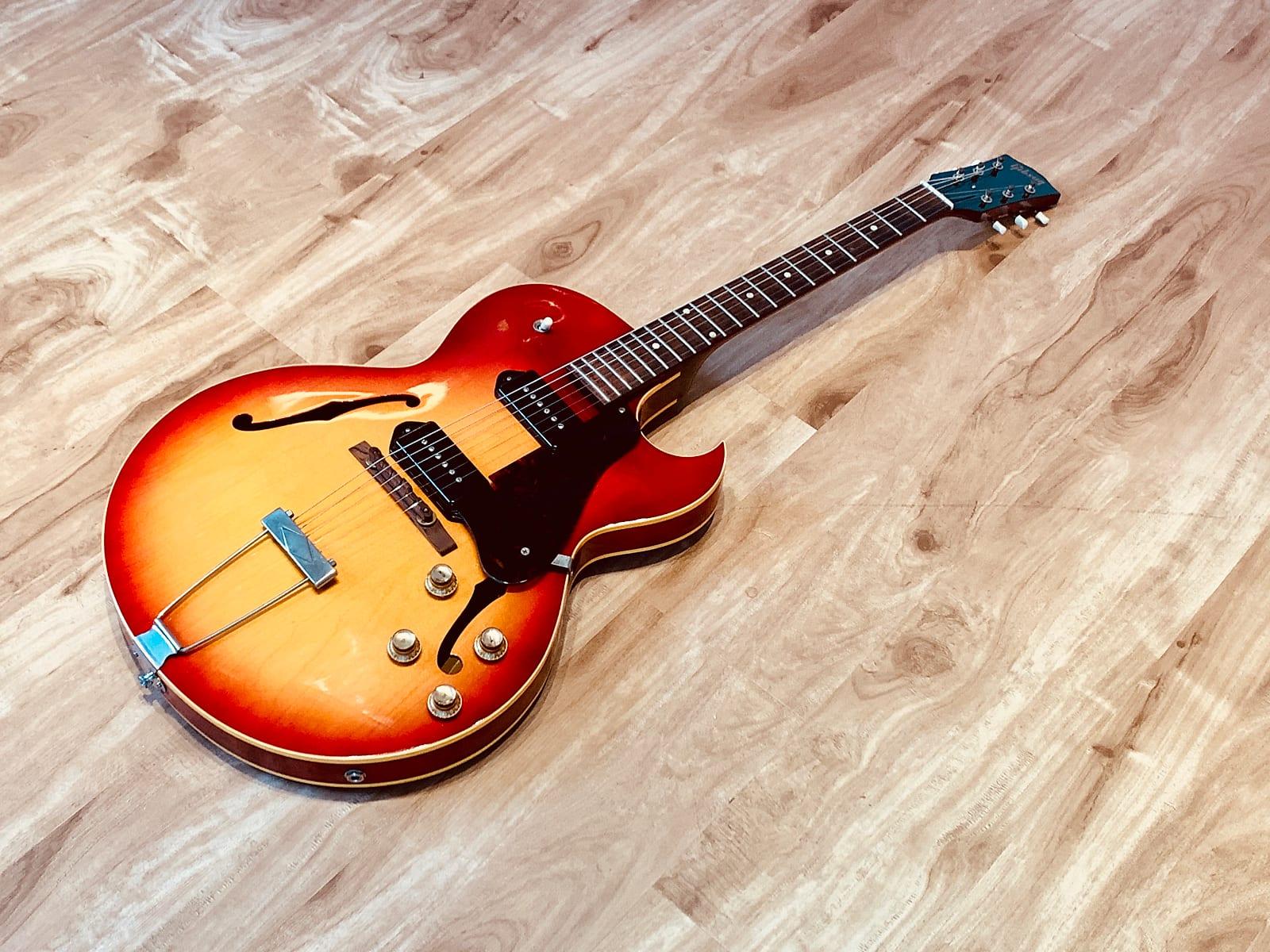 VALUE ALERT:  1962 Gibson