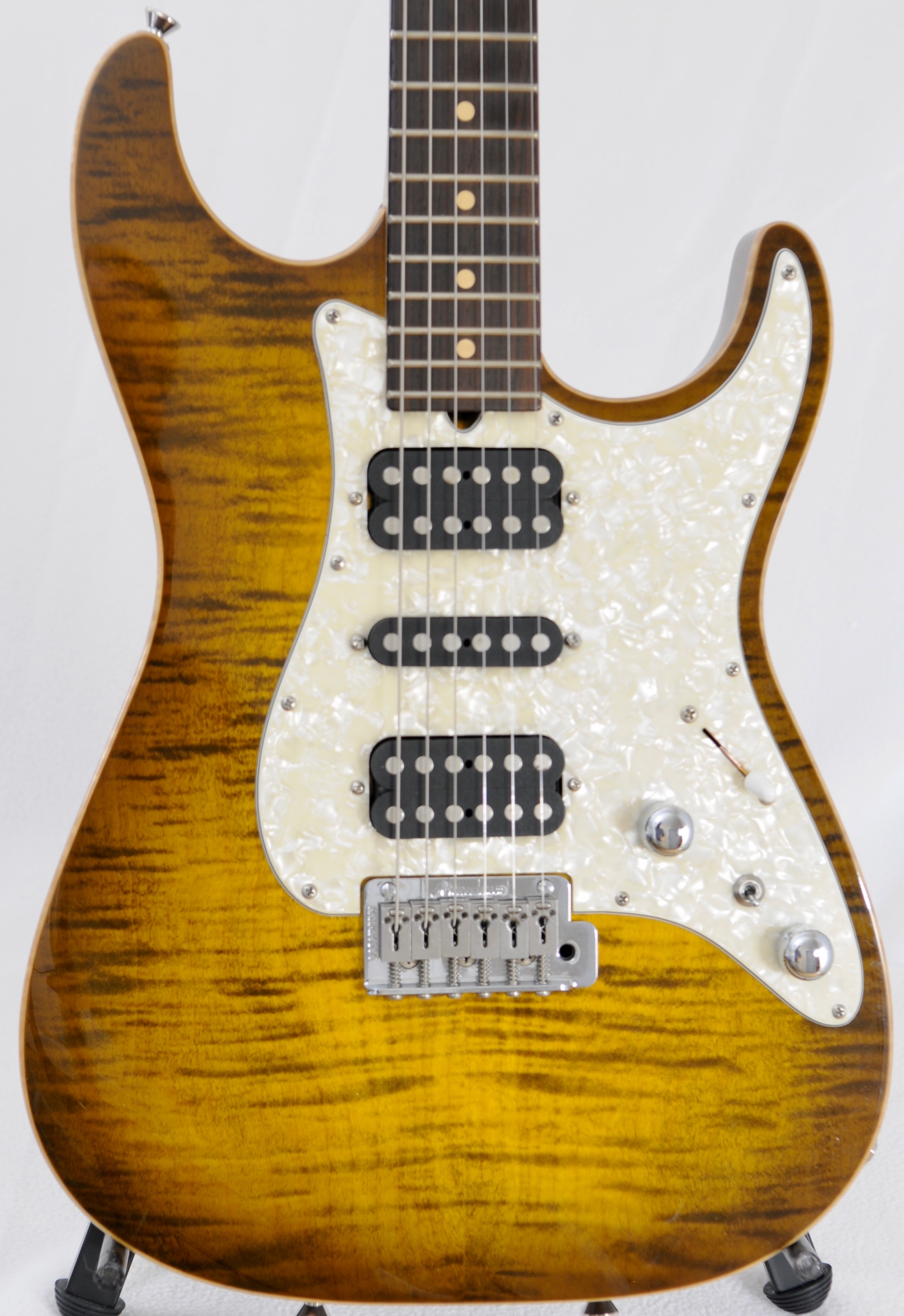 Tom Anderson – Hollow Drop Top Classic w Piezo