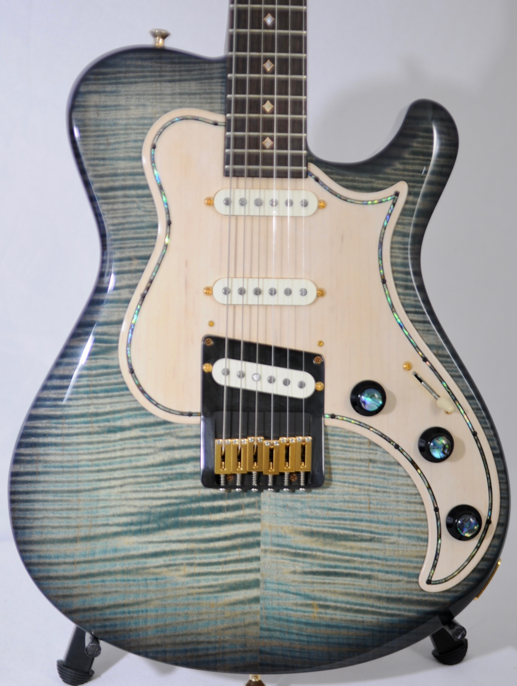Knaggs PRE-PRODUCTION Choptank SERIAL #1