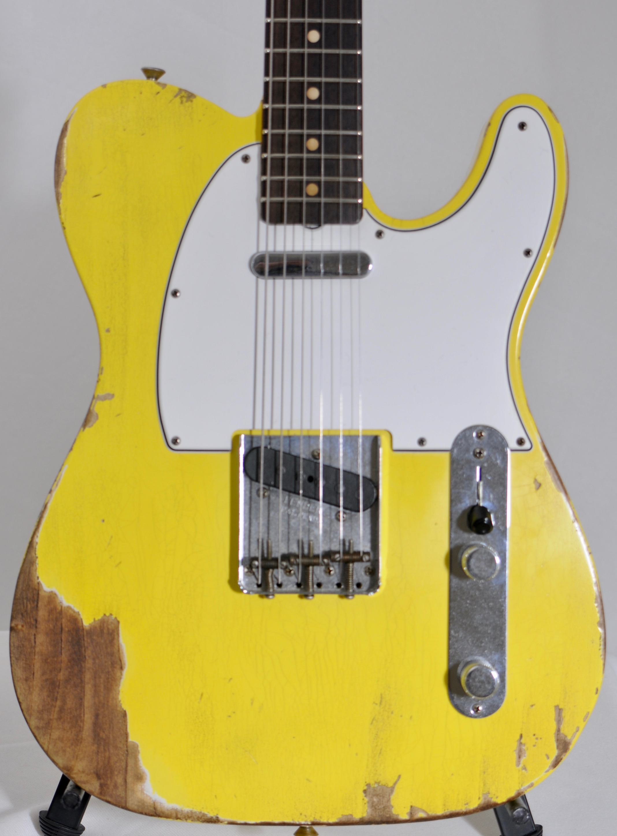 2018 Fender Custom Shop Wildwood 10 1959 Tele