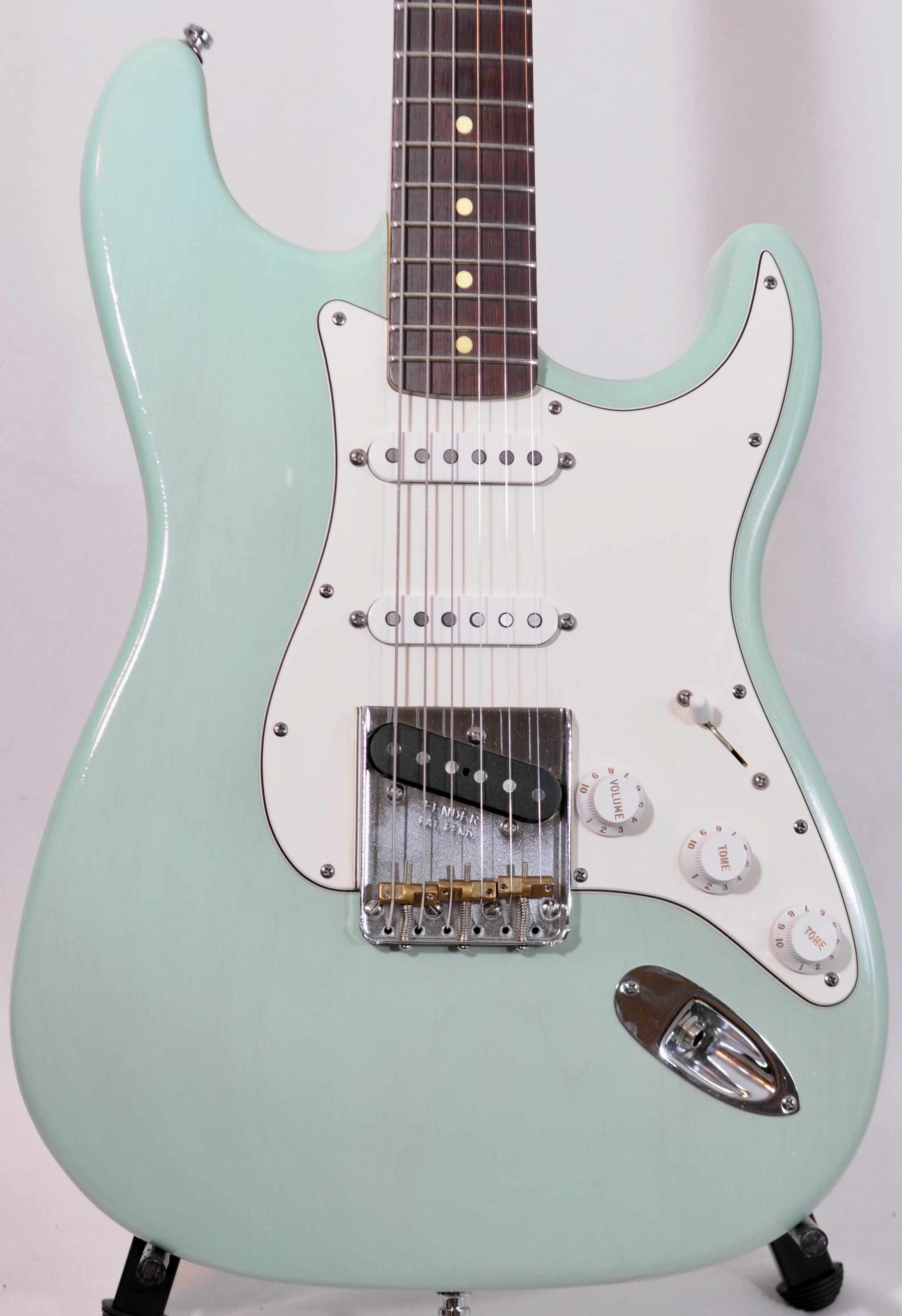 Chad Underwood Strat-Tele-Hybrid   Braz Board!  Just 6lb-5oz!