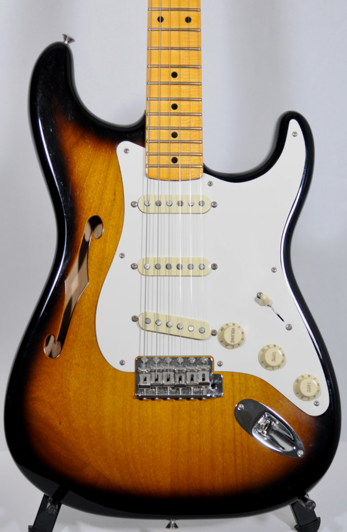 Fender Eric Johnson THINLINE : Just 6lb-14oz