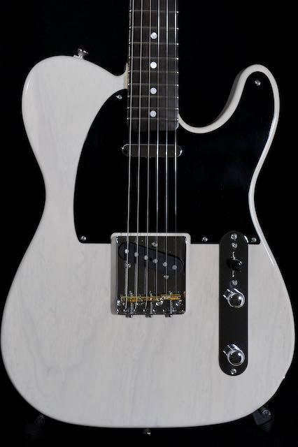 2020 Wysocki Tele :   60-to-150-year woods!  6lb-11oz!