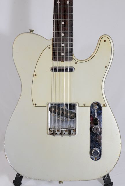 2009 Danocaster Tele –  Just 6lb-6oz!
