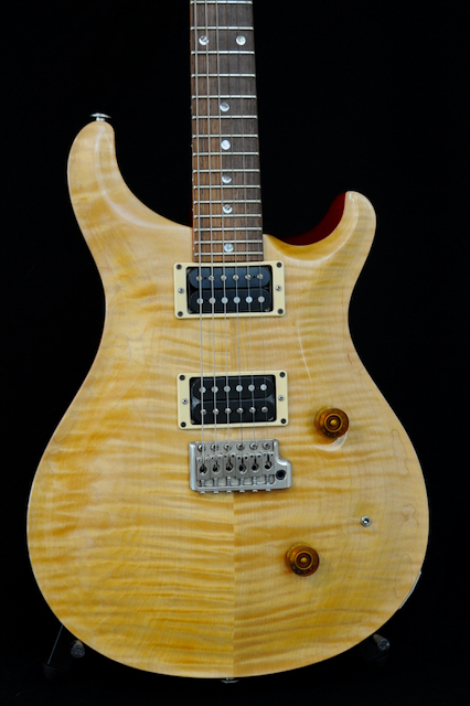 1987 PRS Custom 24 VINTAGE YELLOW!  COLLECTOR CLEAN!